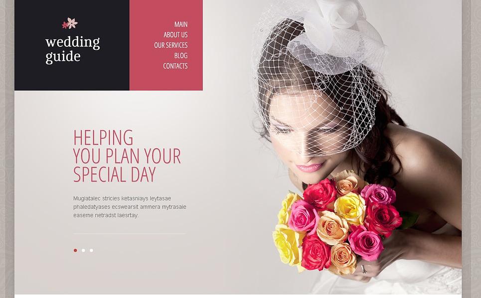 Responsive Düğün Planlayıcısı  Drupal Şablonu New Screenshots BIG