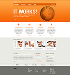 Website  Template 44573