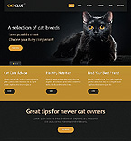Animals & Pets Joomla  Template 44592
