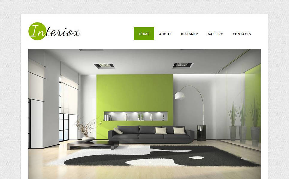 Plantilla Moto CMS HTML #44612 para Sitio de Diseño interior New Screenshots BIG