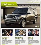 Cars Facebook HTML CMS  Template 44629