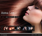 Beauty Facebook HTML CMS  Template 44637