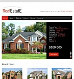 Real Estate Facebook HTML CMS  Template 44641