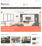 Real Estate PrestaShop Template 44646