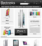 Electronics PrestaShop Template 44654