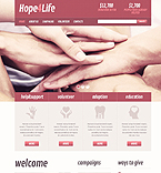 Charity Drupal  Template 44655