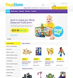 Entertainment osCommerce  Template 44656