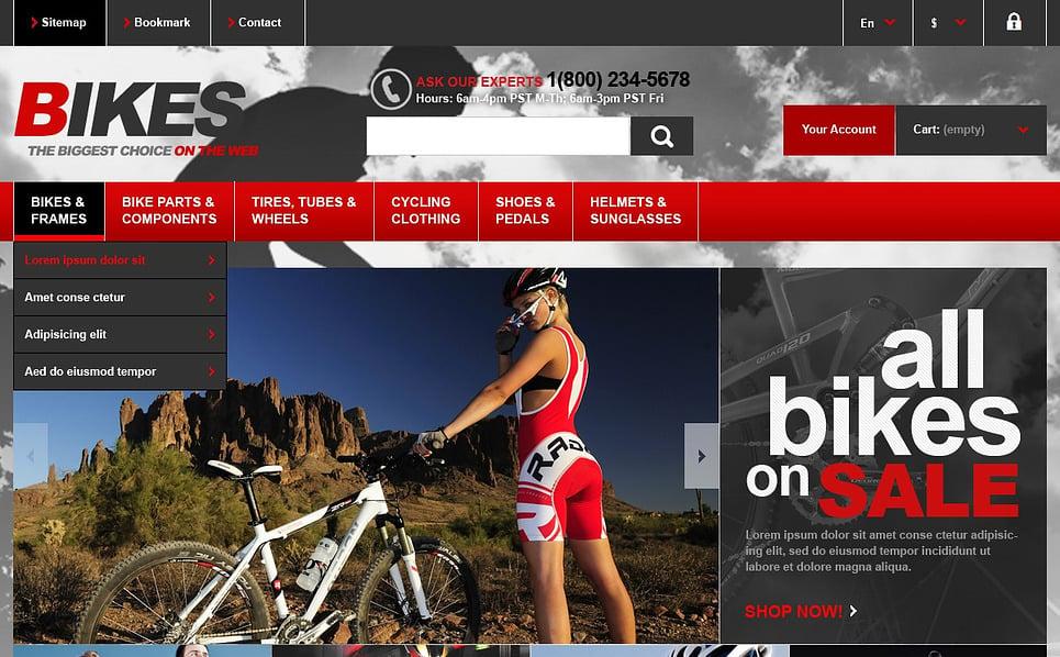 Responsive PrestaShop Thema over BMX  New Screenshots BIG