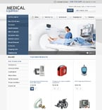 Medical OpenCart  Template 44692