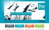 MotoCMS HTML шаблон на тему реклама New Screenshots BIG