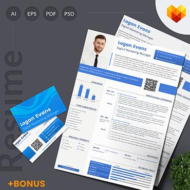 Marketingleiter CV