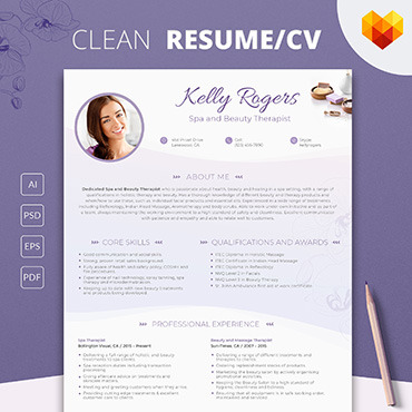 Cv Builder Free Resume Templates Motocms