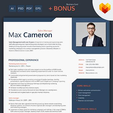 Max Cameron