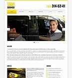 Sport Moto CMS HTML  Template 44703