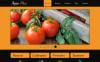 Premium Moto CMS HTML-mall för Jordbruk New Screenshots BIG