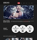 Art & Photography Moto CMS HTML  Template 44715