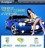 Cars Facebook HTML CMS  Template 44730