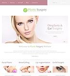 Medical WordPress Template 44744