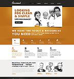 Website  Template 44748