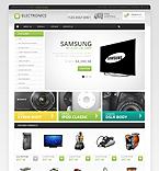 Electronics OpenCart  Template 44763
