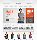 Fashion OpenCart  Template 44764