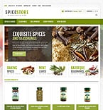 Food & Drink OpenCart  Template 44767
