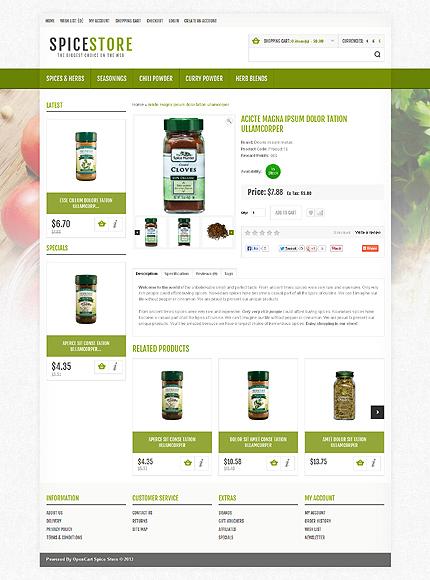 ADOBE Photoshop Template 44767 Home Page Screenshot