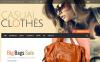 ZenCart-mall för  kläder New Screenshots BIG