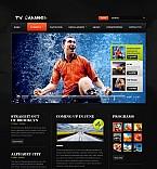 Media Flash CMS  Template 44775