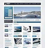 Sport Flash CMS  Template 44776