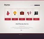 Web design Flash CMS  Template 44778