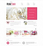 Wedding Flash CMS  Template 44783