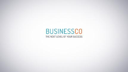 Заставка After Effects на тему бізнес та послуги AE Intro Screenshot