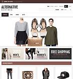Fashion PrestaShop Template 44817