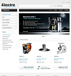 Electronics PrestaShop Template 44833