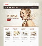 Jewelry WordPress Template 44841