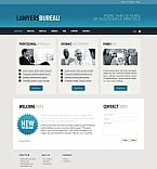 Law Moto CMS HTML  Template 44860