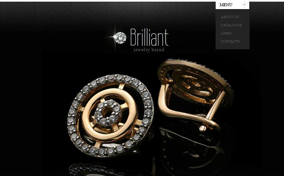 Premium Mücevher  Moto Cms Html Şablon New Screenshots BIG