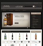 Food & Drink OpenCart  Template 44893