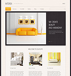 Furniture Drupal  Template 44907