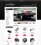 Cars OpenCart  Template 44913