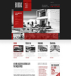 Architecture Website  Template 44914
