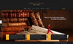 Law Website  Template 44916