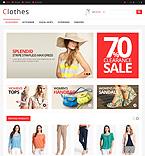 Fashion PrestaShop Template 44924