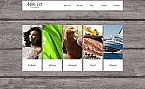 Art & Photography Photo Gallery  Template 44931