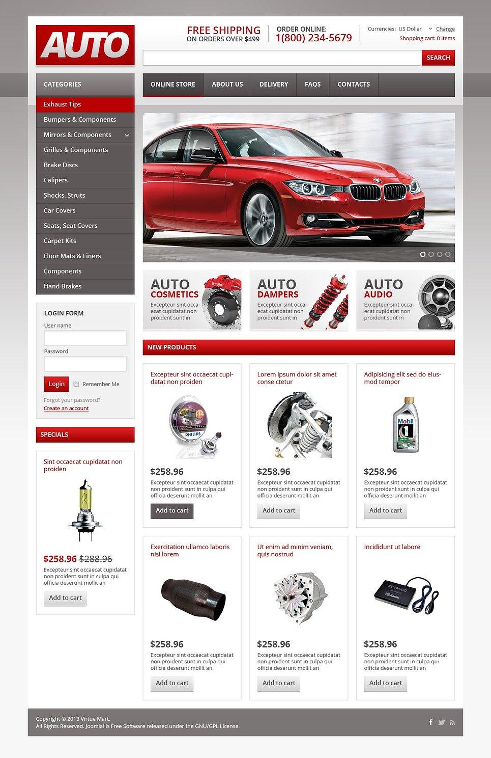 Product Website Templates by Daniel C. Adams