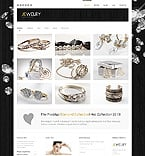 Jewelry WordPress Template 44949