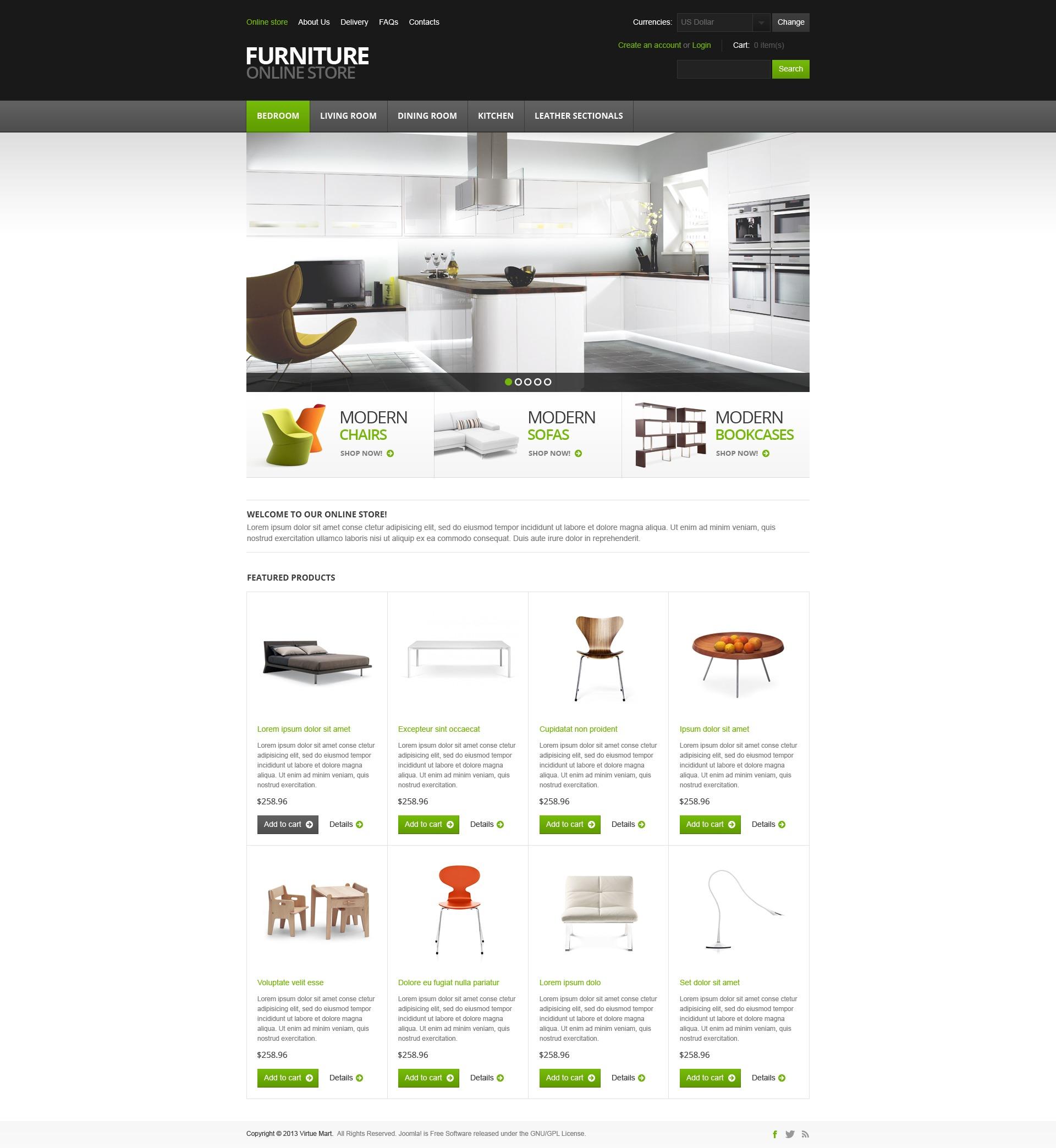Furniture for Comfort №44973 - скриншот