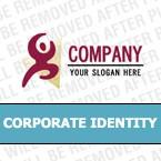 Corporate Identity Template 4576