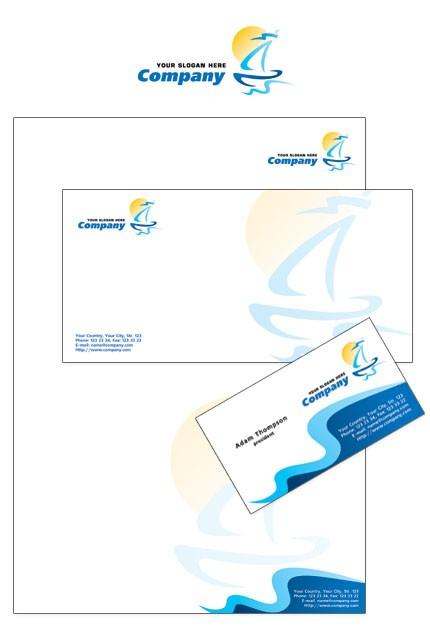 Corporate Identity 4578 Screenshot